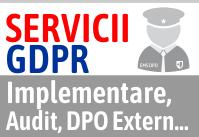 Servicii complete GDPR
